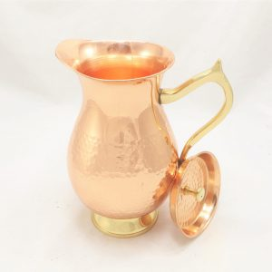 Copper (Tamba) Water Jug | Hammered