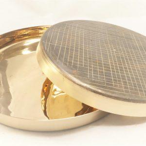Bronze (Kansa) Thali | Delight